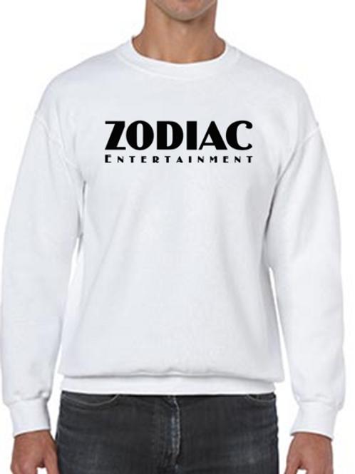 EG360z Heavy Blend Crew Neck Sweatshirt-Lights w/ Zodiac Logo