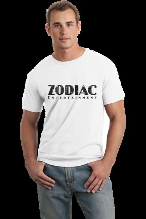 EG207z Men's Softstyle Crew Neck Tee - White