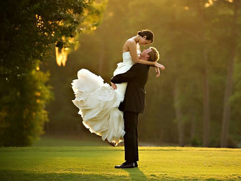 Silver Wedding Package $600
