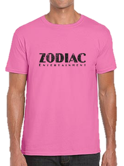 EG207z Men's Softstyle Crew Neck Tee - Azalea