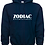 Thumbnail: EG342z Hooded Sweatshirt - Navy w/ Zodiac Logo