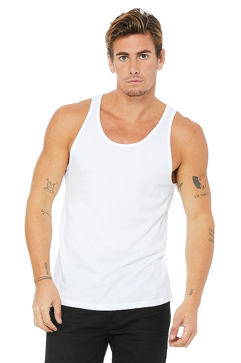 EB3480 Men's Jersey Tank - No Graphics