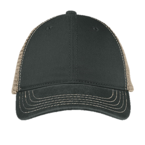 EDT630 ExpressIt Soft Mesh Back Cap