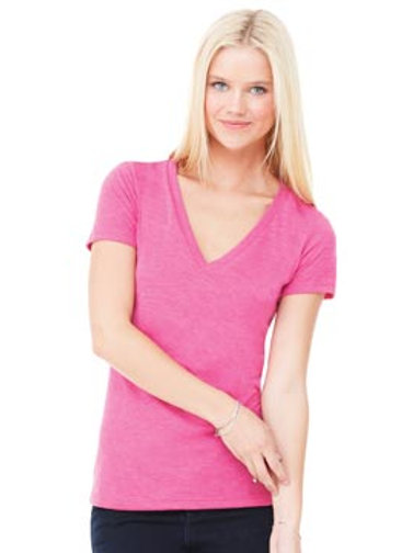 BL079 BELLA + CANVAS Women's Triblend Short Sleeve