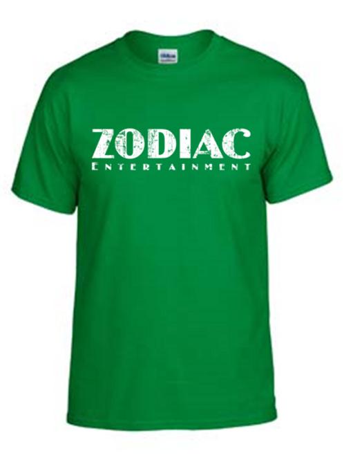 EG110z Irish Green - Unisex Tees w/ zodiac logo