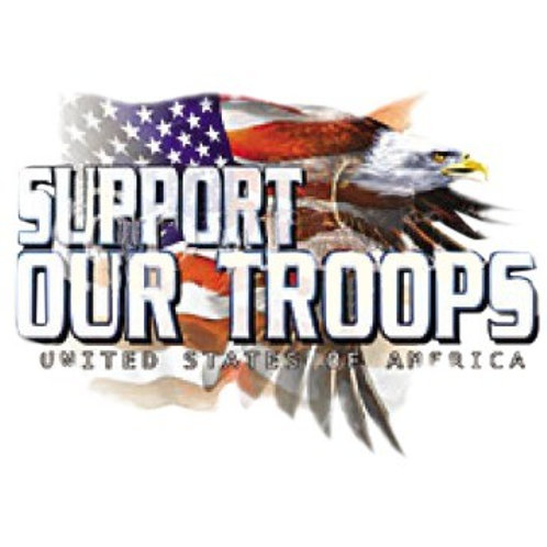 Support Our Troops - A11721A
