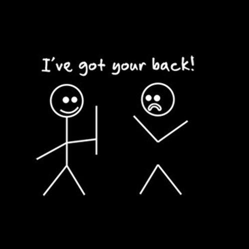 Got Your Back - SPA10503D