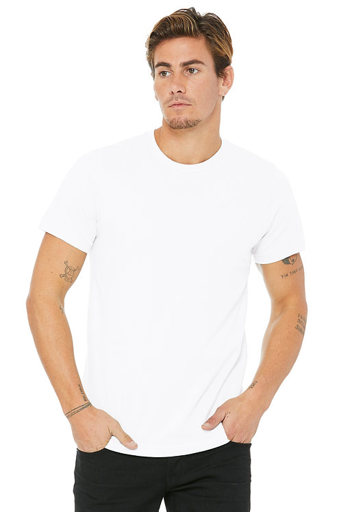 EB3001 Men's Jersey Short Sleeve Tee-Solids (No Graphics)