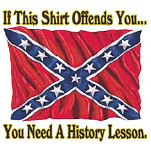 History Lesson-Confederate - A9493E