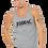 Thumbnail: EB3480z Men's Jersey Tank w/ Chest Front Zodiac Logo