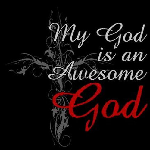 Awesome God - A9359D