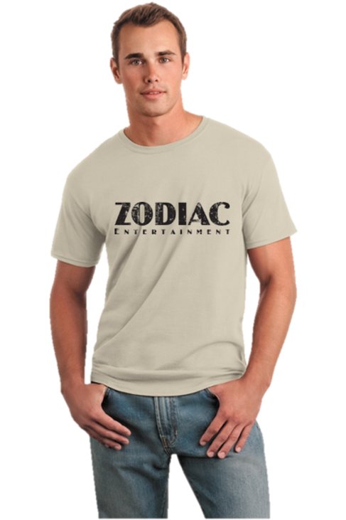 EG207z Men's Softstyle Crew Neck Tee - Sand