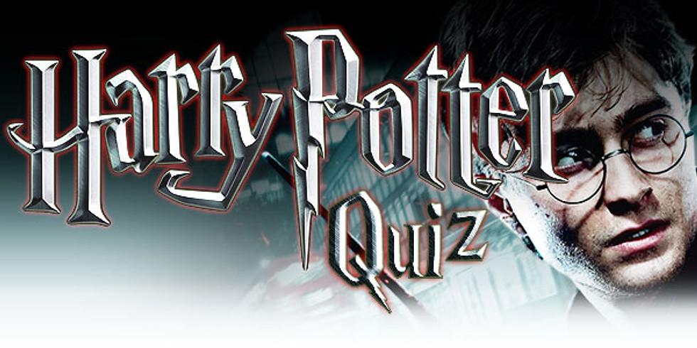 Trivia & Tapas Tuesday Harry Potter Quiz