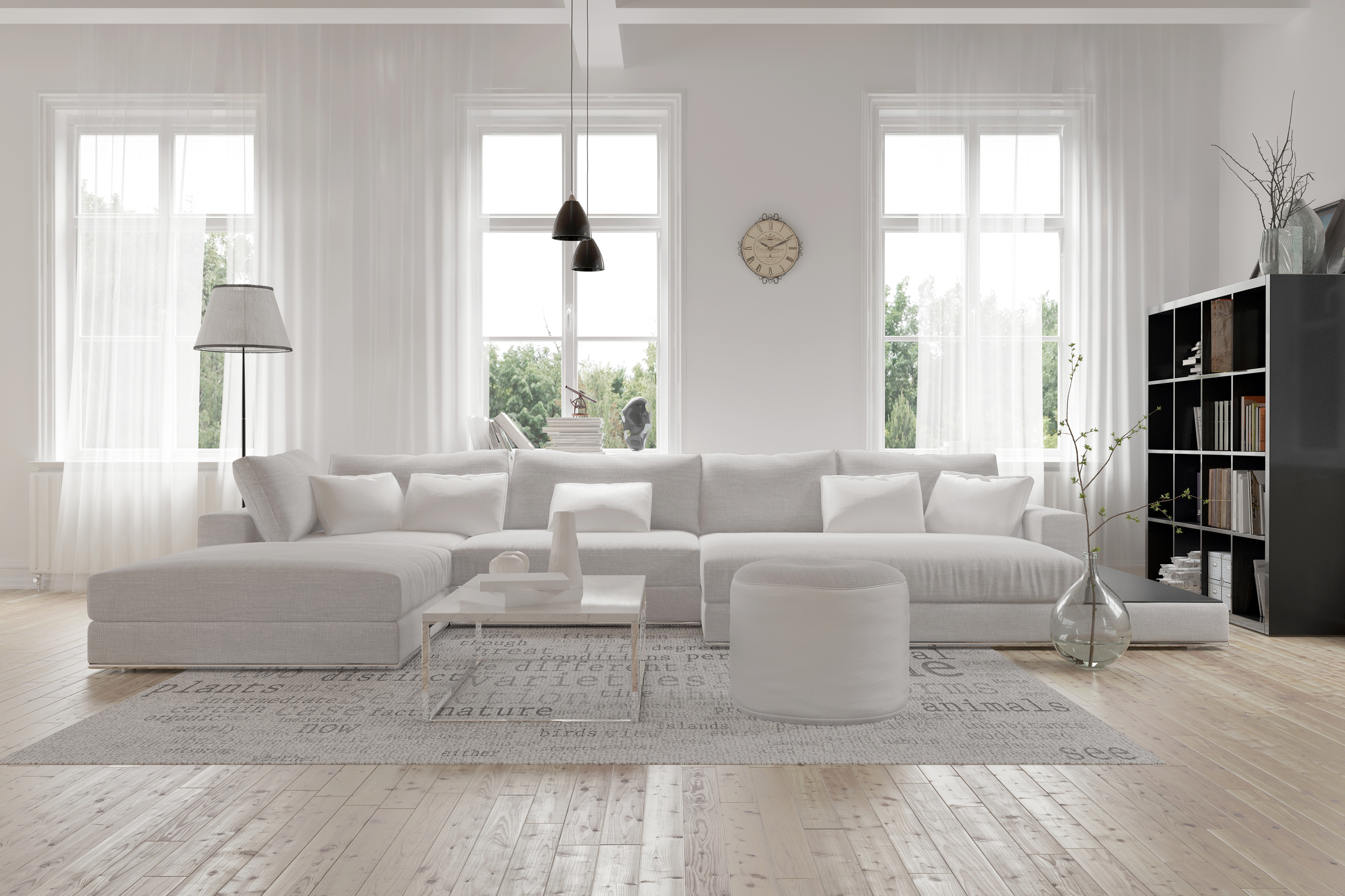 Modern Realty Living Room Furniture