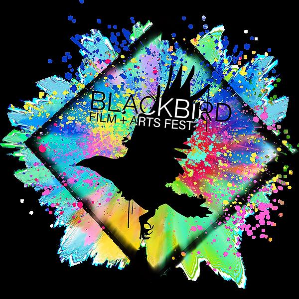 SM_Blackbird 2021 - Paint Splatter with