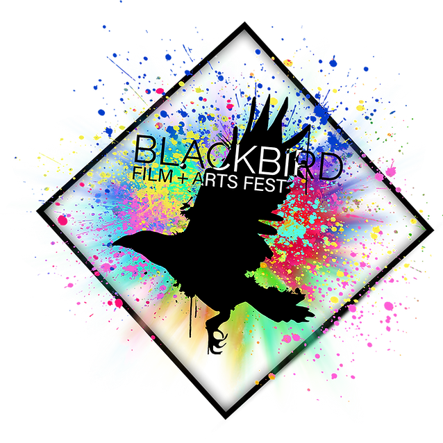 SM_Blackbird 2021 - Paint Splatter with