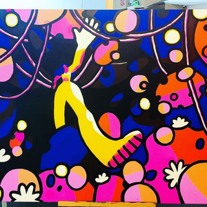Artist Spotlight: Tosca van der Weerden