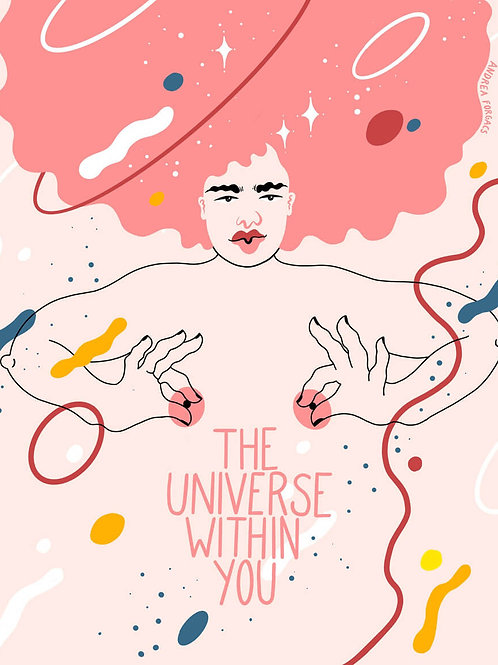 The Universe within you