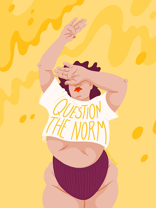 Question the Norm
