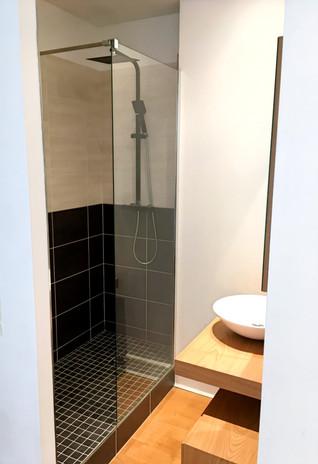 Rénovation Salle de Bain Appartement Lyon