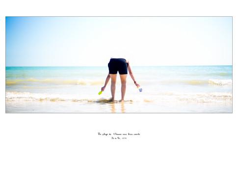 La plage de l'homme aux bras longs