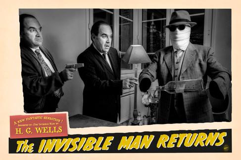Myself - le retour de l'homme invisible.