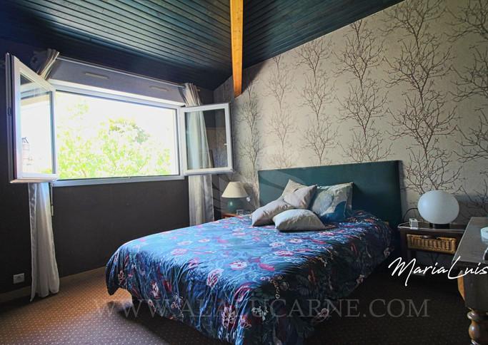 A vendre maison avec 5 chambres dont une suite parentale de 19 m²