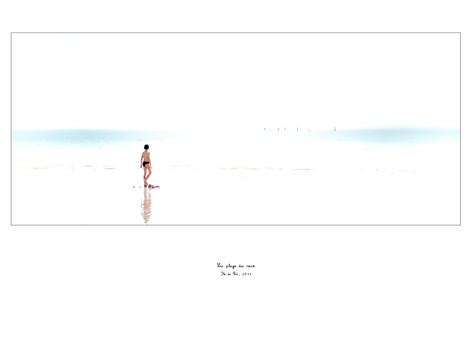 La plage du rêve