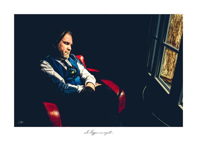 Autoportrait-Réflexions