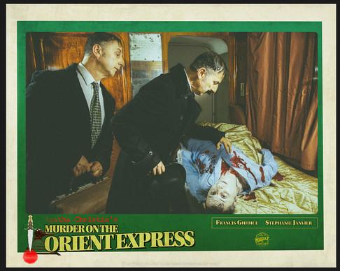 Myself -Celui de l'Orient Express-2019-2