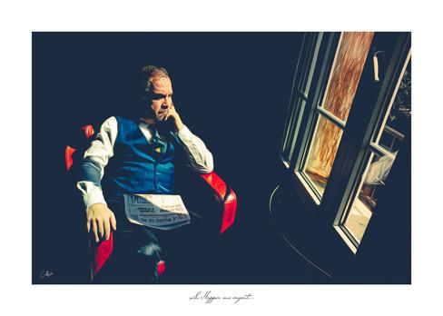 Autoportrait-Le Phare de Ré
