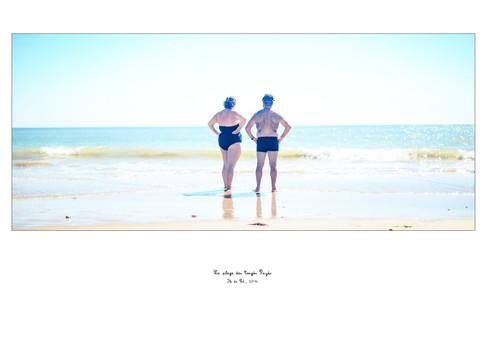 La plage des congés payés