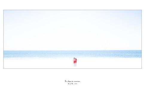 La plage des Amoureux