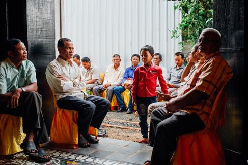 GV-Cambodge, Mariage _ Soban Teuk, Soban