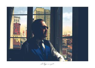 Autoportrait - Dans la Ville