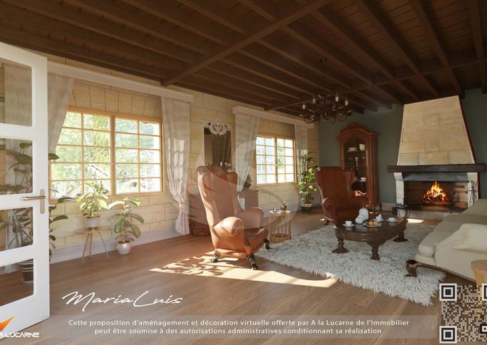 3.A vendre Eysines maison de 230 m² à fo