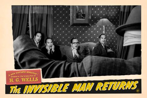 Myself - le retour de l'homme invisible-