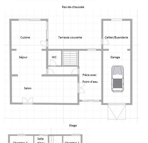 A vendre_A acheter maison 115 m² habitab