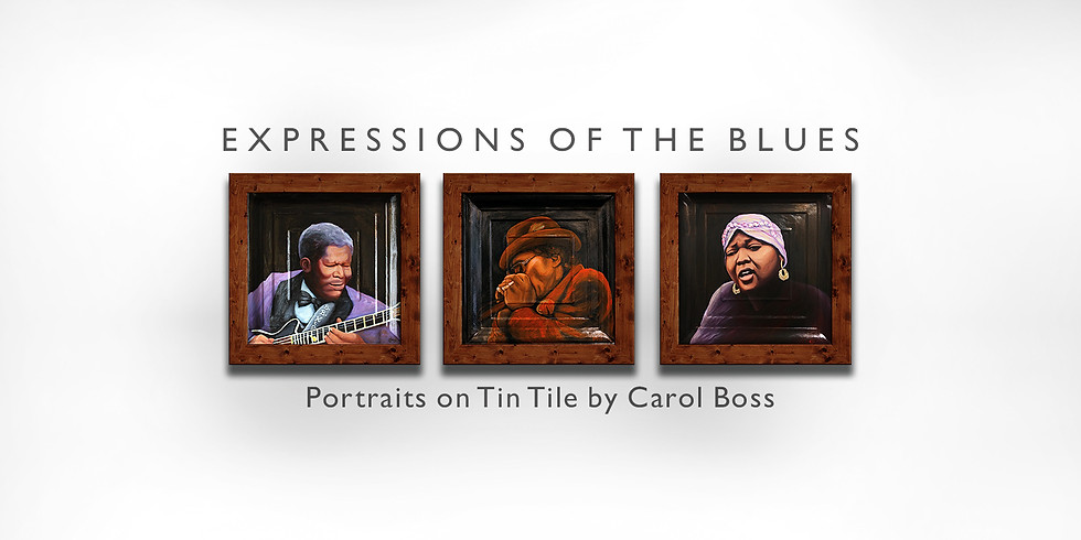 EXPRESSIONS OF THE BLUES
