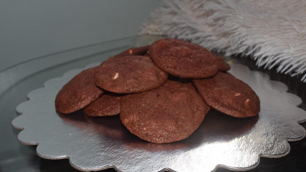 One Dozen Red Velvet Cookies