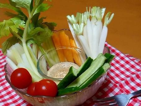 スティック野菜
