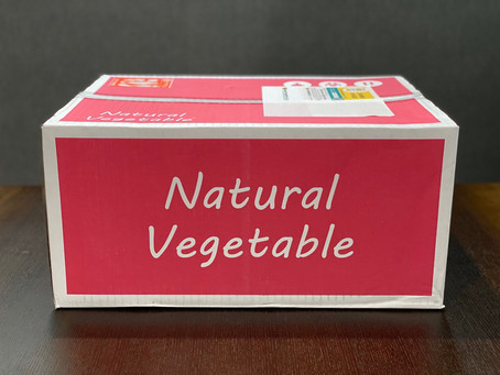 今月の『お届け野菜』