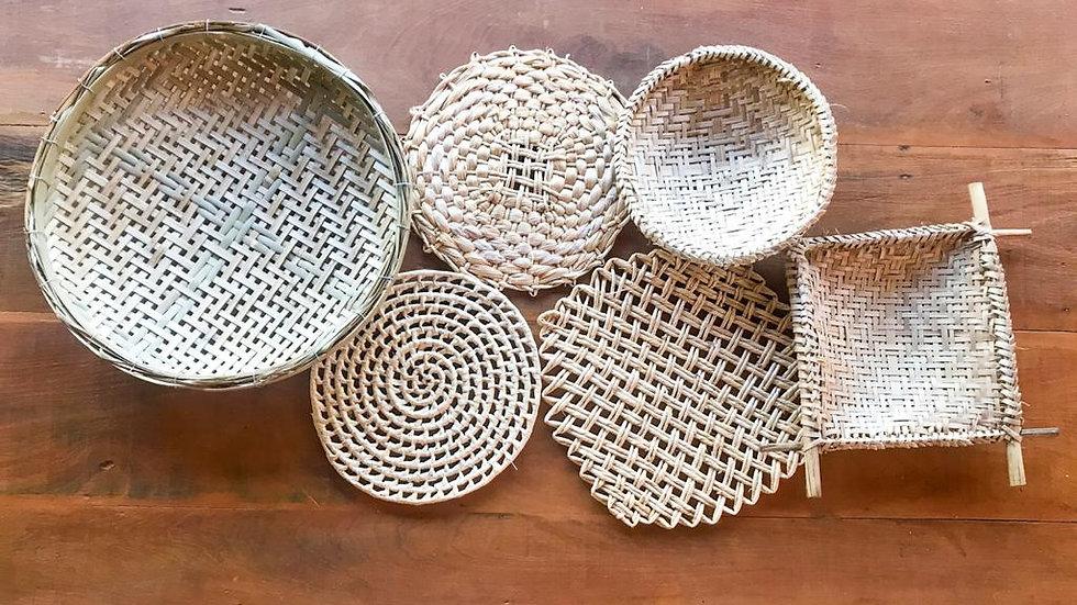 cestaria de parede filipa