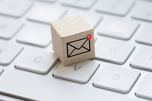 You've got mail message concept with com