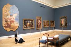In the Grand Gallery