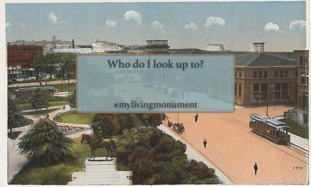 Event Postcard, front