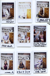 Private Proclamations photo booth