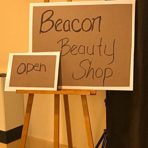Beacon Beauty Shop at Providence Public Library