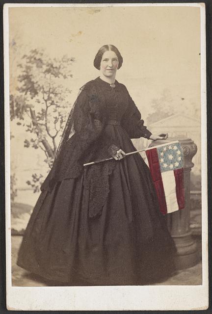 photo of Mrs. Ridgely Brown, between 1861-1865