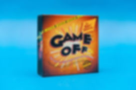 Game Off Adult Version box